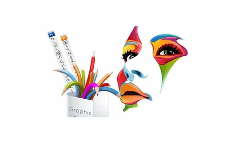 طراحی گرافیک زیبا