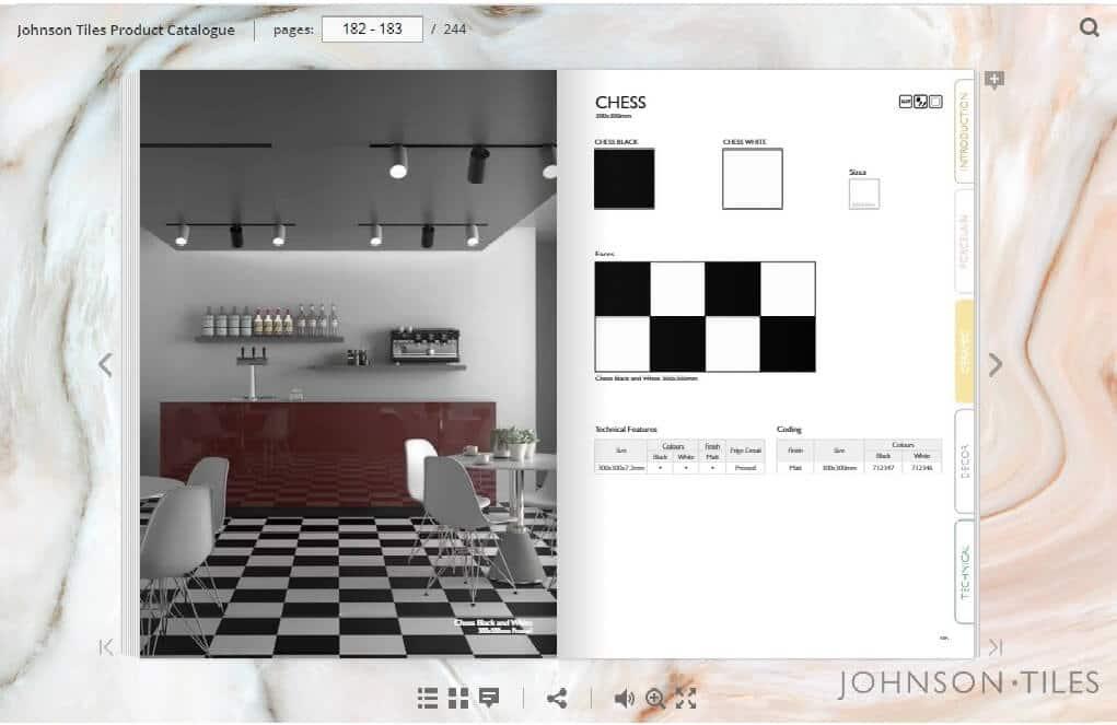 بهترین نرم افزار طراحی کاتالوگ FlippingBook