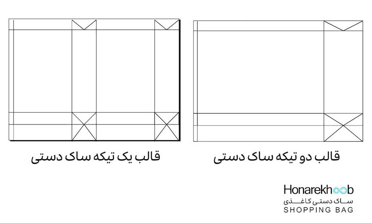 پاکت-سازی-ساک-دستی-کاغذی